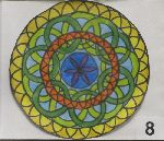 Mandala-Wettbewerb 12.12.2009