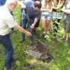 IGS Waldschule Egels-Kooperation Waldpaedagigik Baumpflanzen-2016-02k